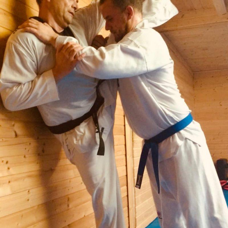 TaeKwonDo und HapKiDo Training Yong Du Tsche Yuk Kwan (11)