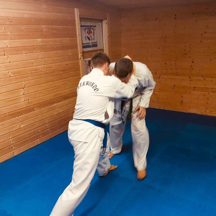 TaeKwonDo und HapKiDo Training Yong Du Tsche Yuk Kwan (14)