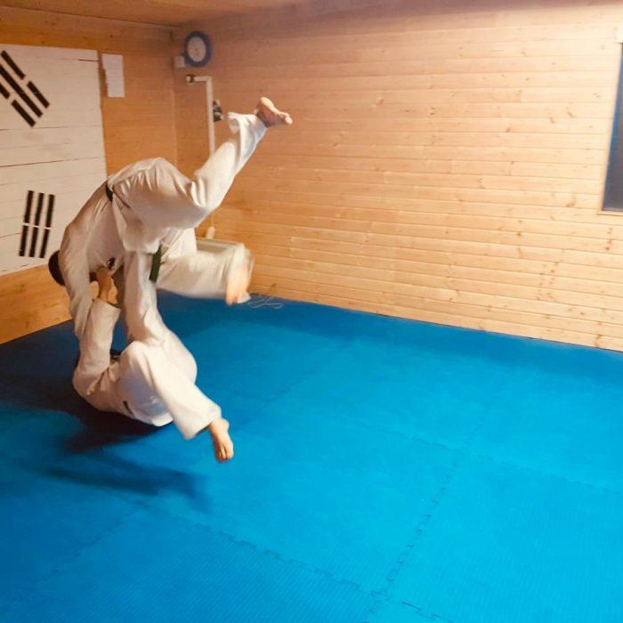 TaeKwonDo und HapKiDo Training Yong Du Tsche Yuk Kwan (15)