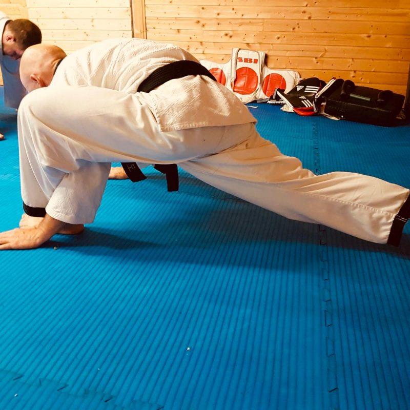 TaeKwonDo und HapKiDo Training Yong Du Tsche Yuk Kwan (5)